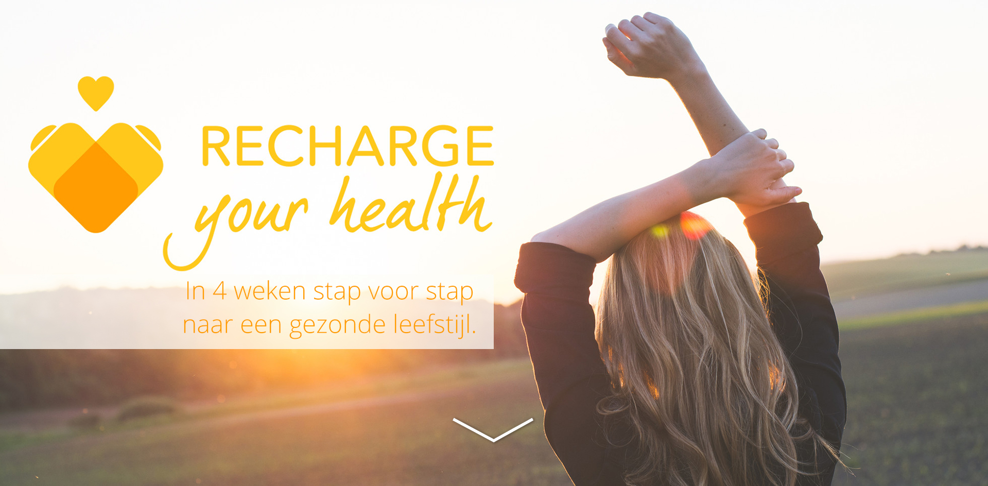 RECHARGE YOUR HEALTH